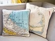 Custom Nautical Pillow - Case of 2
