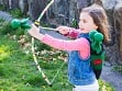 Kid-Friendly Archery Set with Quiver Bag