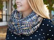 Chunky Knit Infinity Scarf - Case of 4