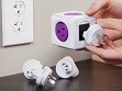 Single Outlet Travel Adapter - Sample