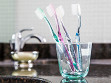 Silver Infused Antibacterial Toothbrush - Case of 40