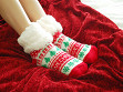 Classic Slipper Socks - Case of 3