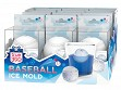 Sports Ball Silicone Ice Molds - Baseball Free Display - Case of 12