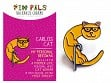 Alphabet Pins Pack Small - Case of 124