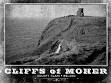Cliffs of Moher - Black/White - Case of 3