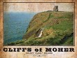 Cliffs of Moher - Vintage - Case of 3