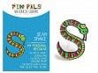 Alphabet Pins Pack Large - Case of 206