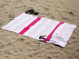 Pillowed Beach Towel - Case of 10
