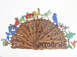 Painted Welcome Sign - Case of 12