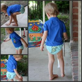 Design by Val Go Green Baby Diapers