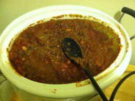 Alex's Soul Warming Chili