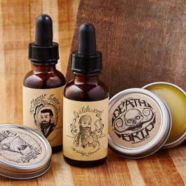 All-Natural Beard Care Products