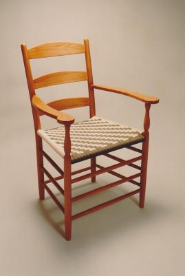 Traditional New England Chairmaking