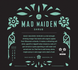 Mad Maiden Shrub