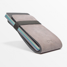The Clamshell Wallet