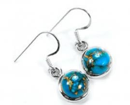 Pearl Earrings - Decadent Elegance