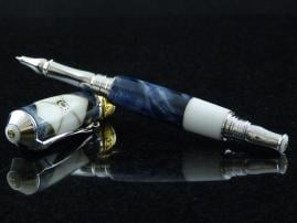 Custom hand-crafted pens