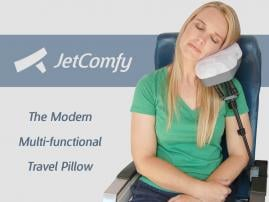 JetComfy Travel Pillow