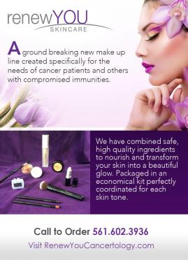 makeup for Cancer Care