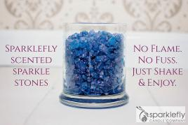 Sparklefly Scented Sparkle Stones