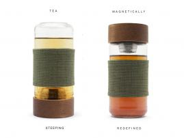 Imbue | The Magnetic Tea Infusing Vessel