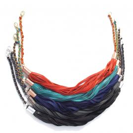 Strand Statement Necklace