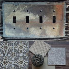 slate switch and outlet covers