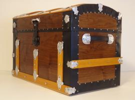 Hand Crafted Trunks and Chests
