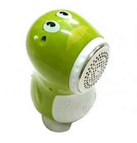 Caterpillar Style Mini Clothes Shaver