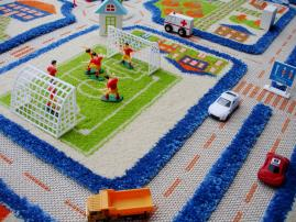 IVI 3D Play carpets