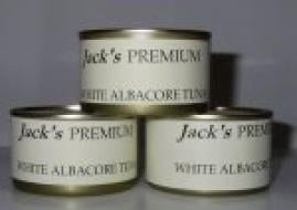 Jack's Country Store Wild Caught White Albacore Tuna