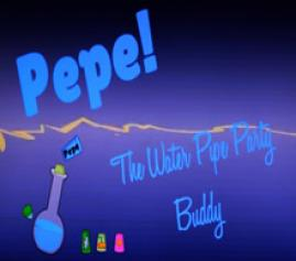 Pepe! The Water Pipe Party Buddy