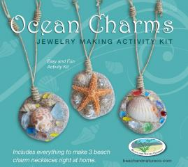 Ocean Charms DIY Jewelry Kit