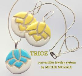 TRIOZ Convertible Jewelry System