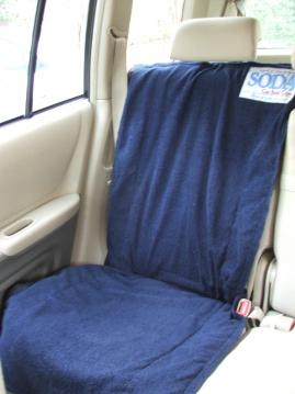 Soaked Or Dirty Athlete (SODA) Seat Cover