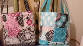 Tote bags and purses