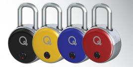 The Quicklock Bluetooth + RF/NFC Padlock
