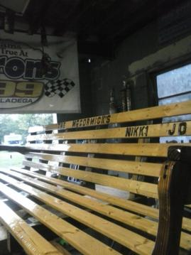 CUSTOM SWINGS AND BENCHES