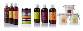 Natural Body Care Line