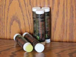 Hunter's Delight natural lip balm for hunters