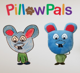 PillowPals - Turning Drawings Into Pillows