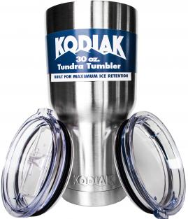 Kodiak Tundra Tumbler 30 oz Stainless Steel cup (Holds Ice for over 24 hours!)