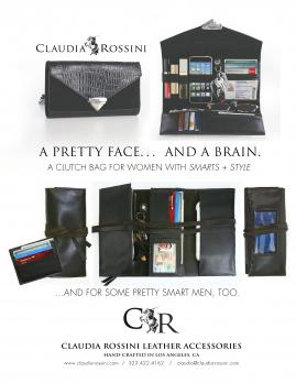 CLAUDIA-ROSSINI ACCESSORIES