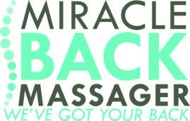 Miracle Back Massager:  We've Got Your Back