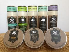 Natural Organic Deodorants