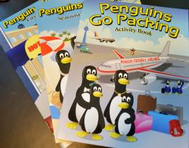 Penguins Go Packing