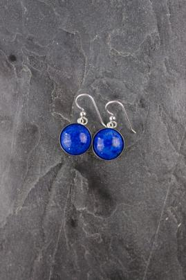 Lexington College Town Earrings