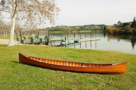 Real Canoe with Ribs 18