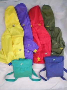 eco Go Jackets for toddlers