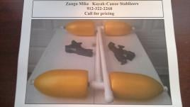 kayak stabilizers